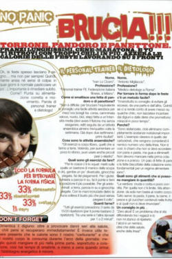 articolo rivista adolescenti ivan lo cicero personal trainer